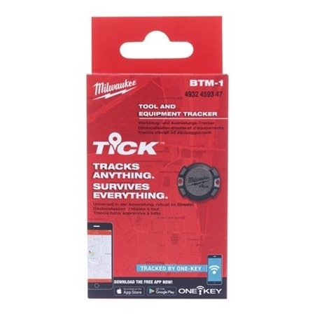 Milwaukee TICK Moduł śledzenia Bluetooth One-Key BTM-1